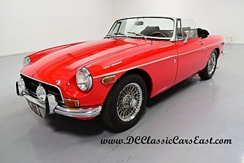 1970 MG MGB for sale 100860603