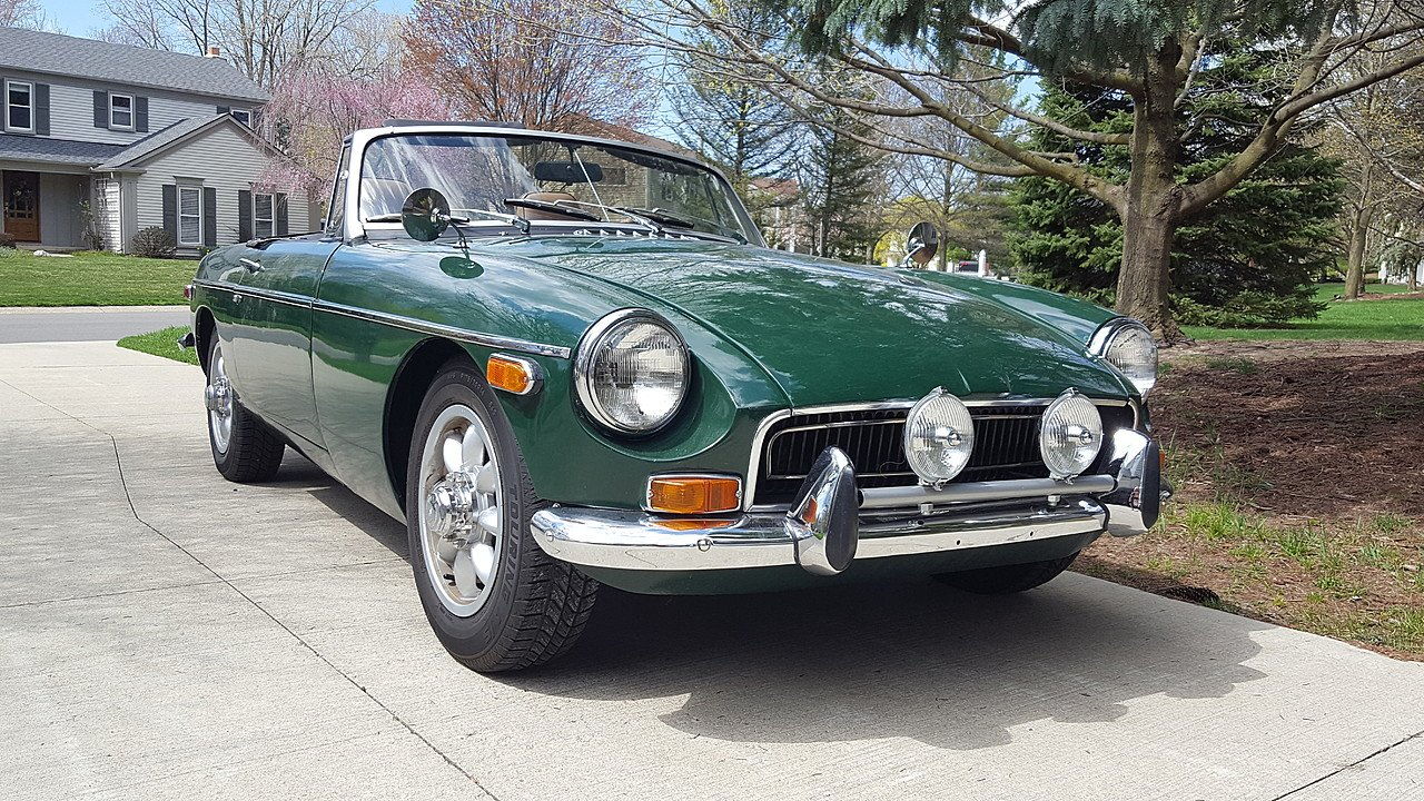 1970 mg mgb for sale near rochester hills michigan 48306 classics on autotrader. Black Bedroom Furniture Sets. Home Design Ideas