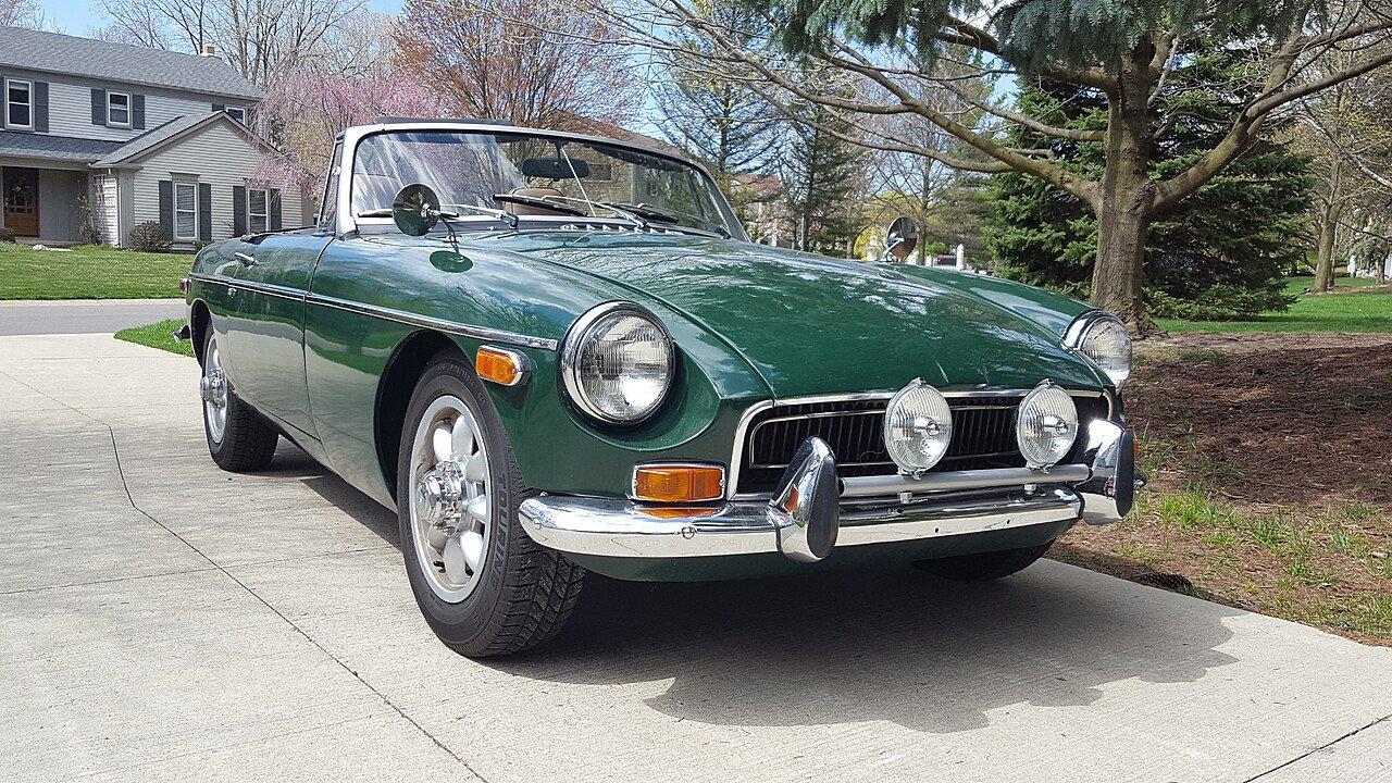 1970 MG MGB for sale near Rochester Hills, Michigan 48306 - Classics ...