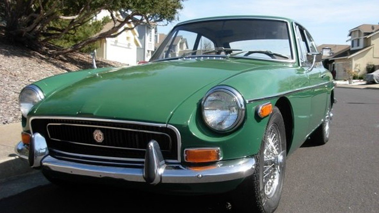 1970 MG MGB for sale 100881617