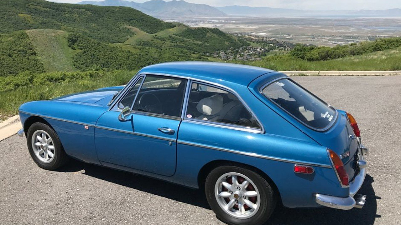 1970 MG MGB for sale 100997393