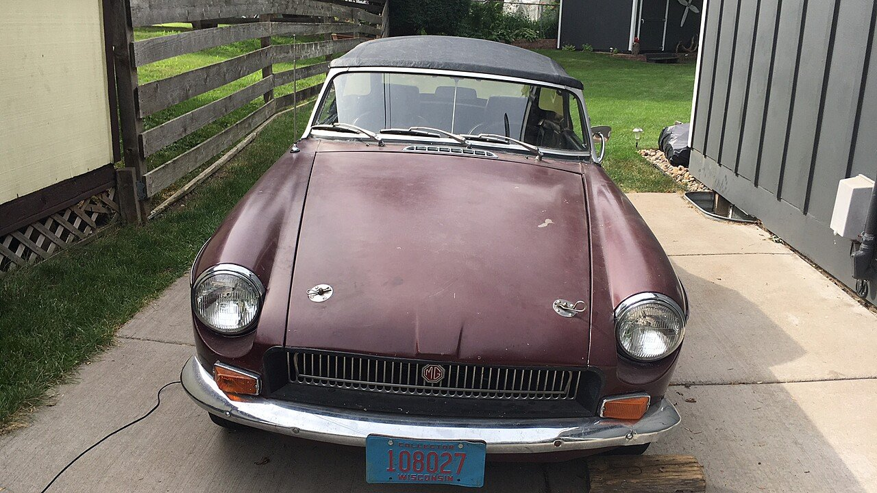 1970 MG MGB for sale 101005731