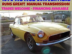 1970 MG MGB for sale 100782159