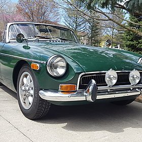1970 MG MGB for sale 100863304