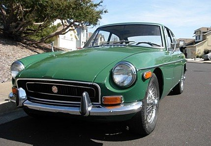 mg mgb classics for sale classics on autotrader. Black Bedroom Furniture Sets. Home Design Ideas