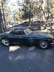 1970 MG MGB for sale 101011645