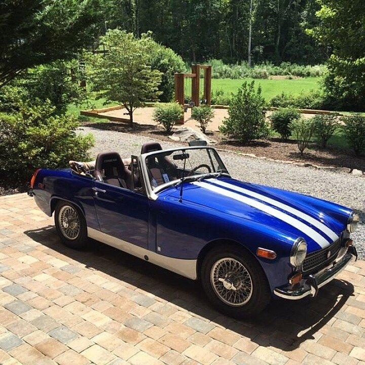 1970 MG Midget for sale 100815222