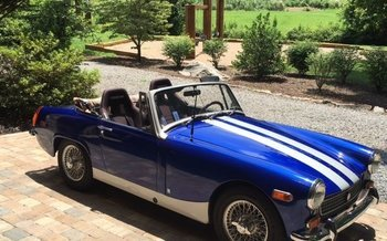 1970 MG Midget for sale 100815222