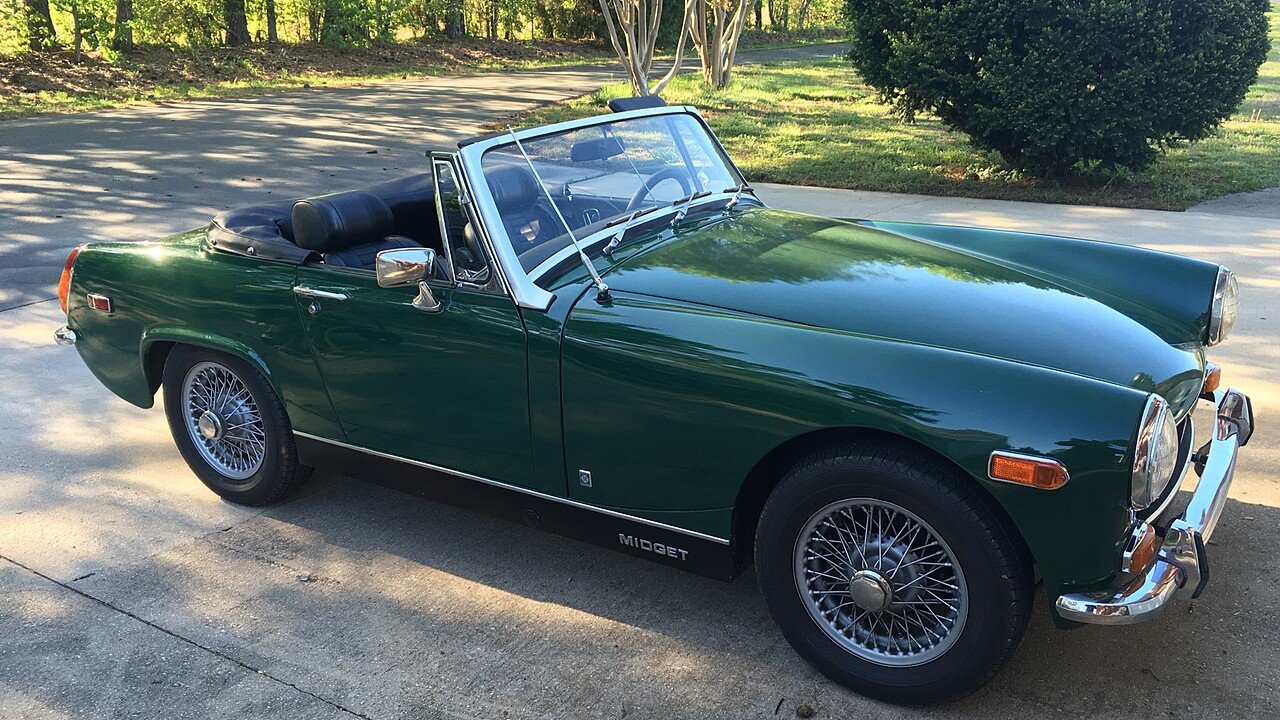 1970 MG Midget for sale 100884098