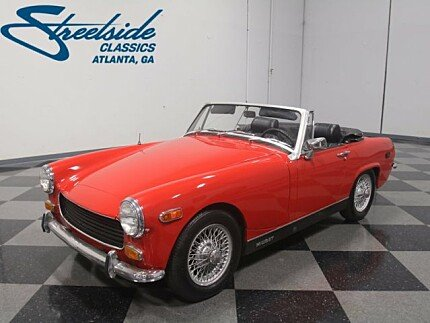 1970 MG Midget for sale 100945670
