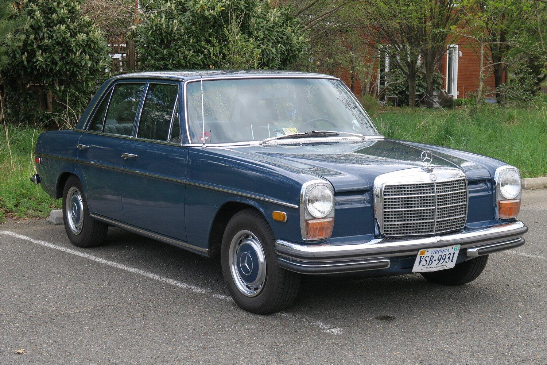 Mercedes Benz 250 Classics For Sale Classics On Autotrader