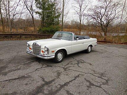 1970 Mercedes-Benz 280SE for sale 100736887
