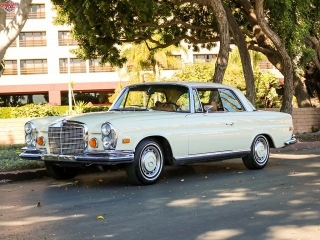 1970 mercedes for sale