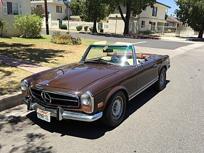 1970 Mercedes-Benz 280SL for sale 100729709