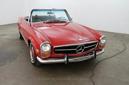1970 Mercedes-Benz 280SL for sale 100771938