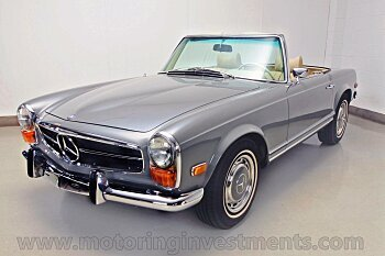 1970 Mercedes-Benz 280SL for sale 100942274