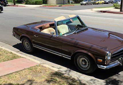1970 Mercedes-Benz 280SL for sale 100792879