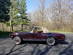 1970 Mercedes-Benz 280SL for sale 100986007