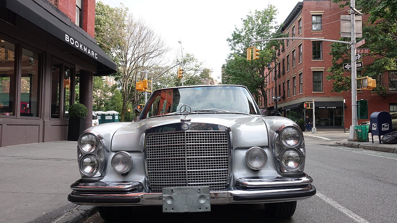 1970 Mercedes-Benz 300SEL for sale near New York, New York 10014 ...