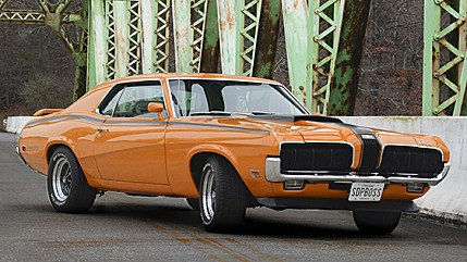 1970 Mercury Cougar for sale 100772520