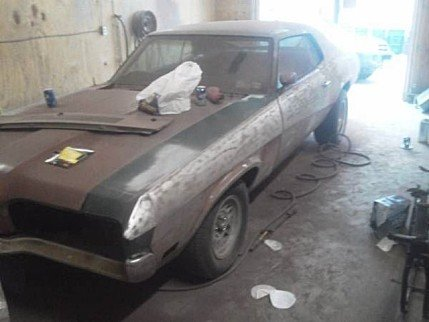 1970 Mercury Cougar for sale 100804767