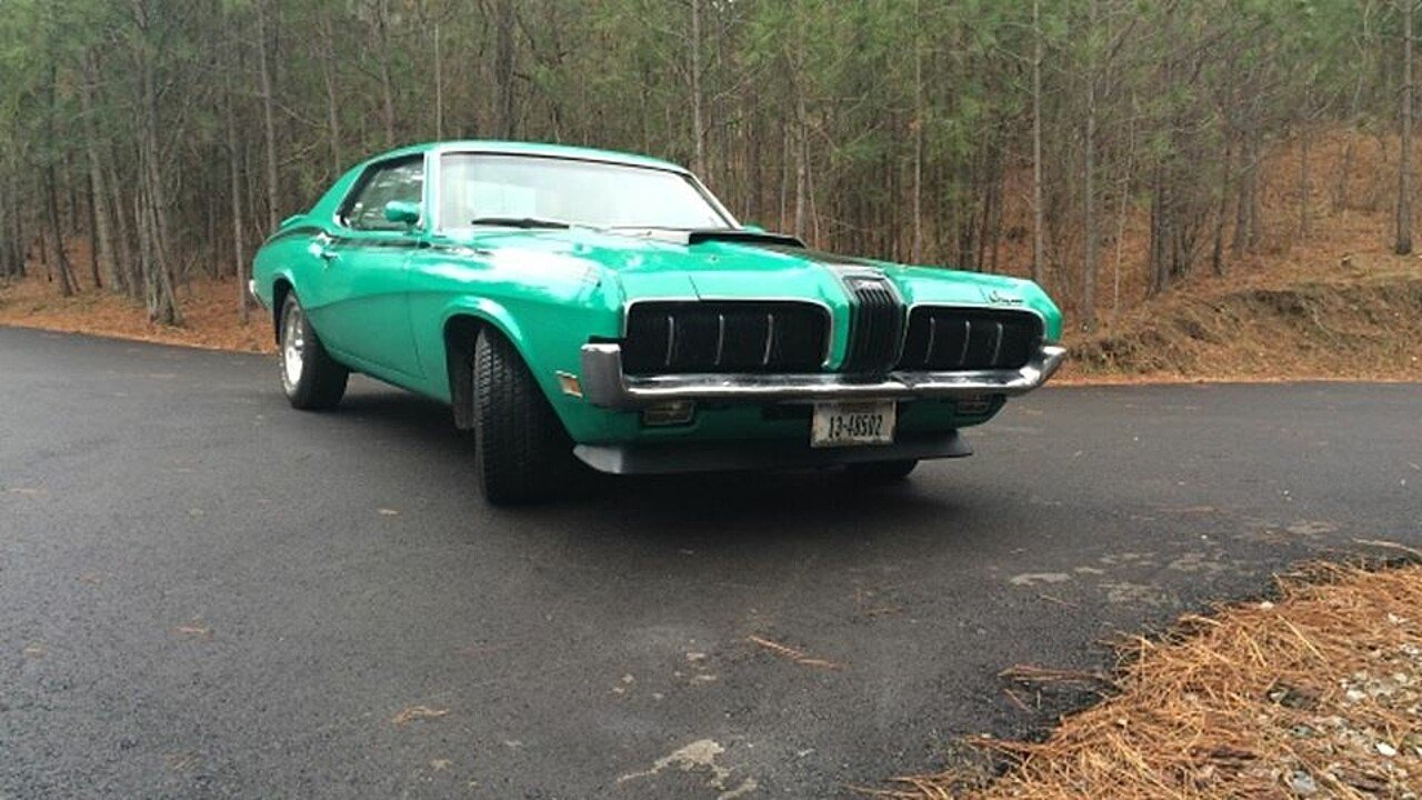1970 Mercury Cougar for sale 100880286