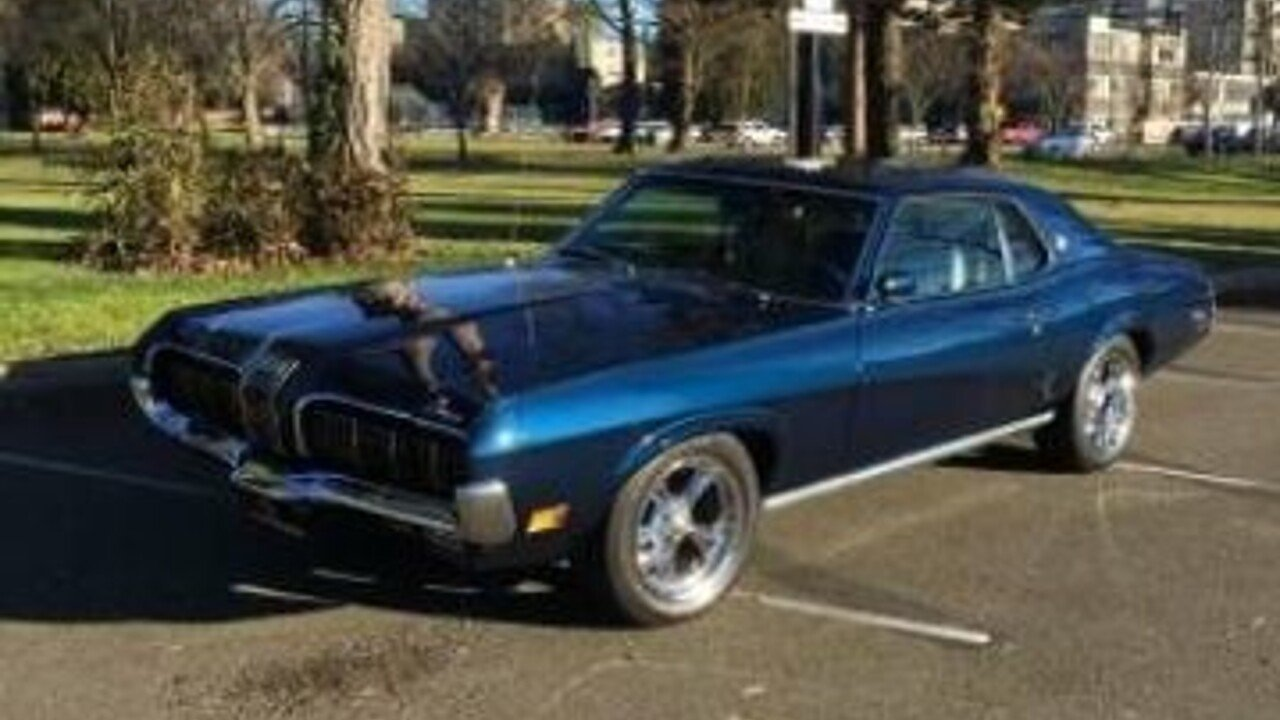 1970 Mercury Cougar for sale 100839780