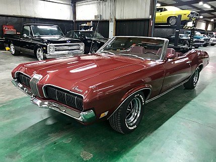 1970 Mercury Cougar for sale 101040982
