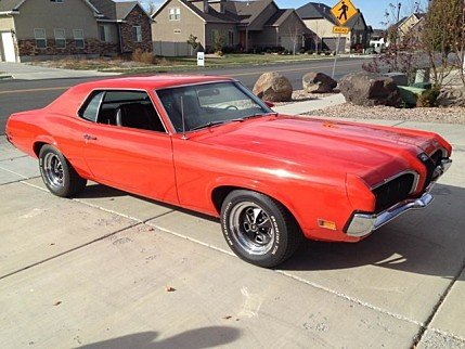 1970 Mercury Cougar for sale 100779832