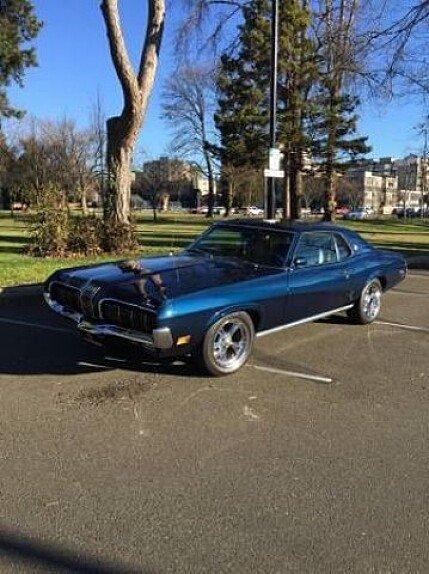 1970 Mercury Cougar for sale 100839780