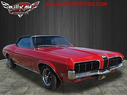 1970 Mercury Cougar for sale 101021484