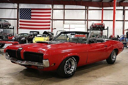 1970 Mercury Cougar for sale 101029486