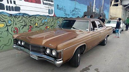 1970 Mercury Monterey for sale 100863601