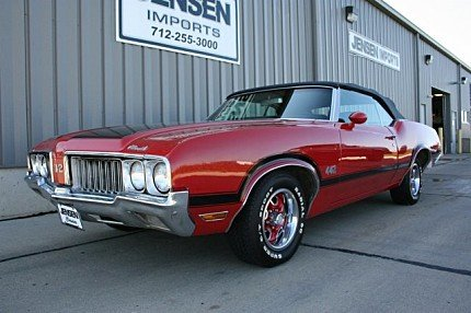 1970 Oldsmobile 442 for sale 100773920