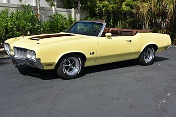 1970 Oldsmobile 442 for sale 100859112