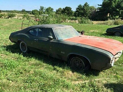 1970 Oldsmobile 442 for sale 100832755