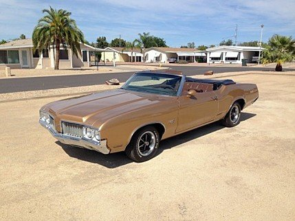 1970 Oldsmobile 442 for sale 100844773