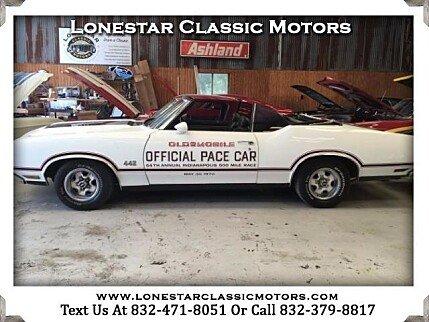 1970 Oldsmobile 442 for sale 100922106