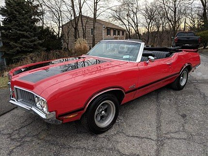 1970 Oldsmobile 442 for sale 100952980
