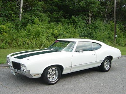 1970 Oldsmobile Cutlass for sale 100727001