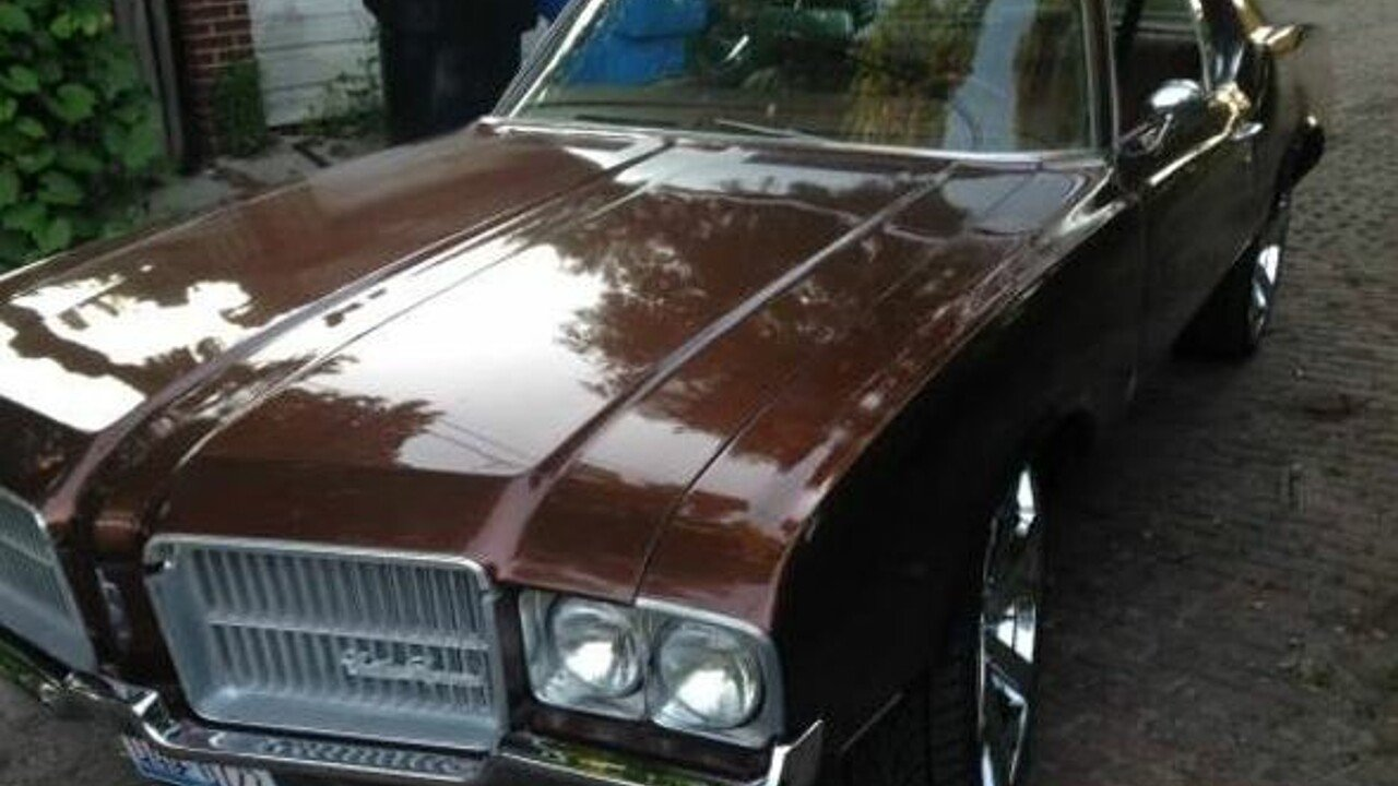 1970 Oldsmobile Cutlass for sale 100791641