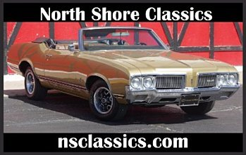 1970 Oldsmobile Cutlass for sale 100908501