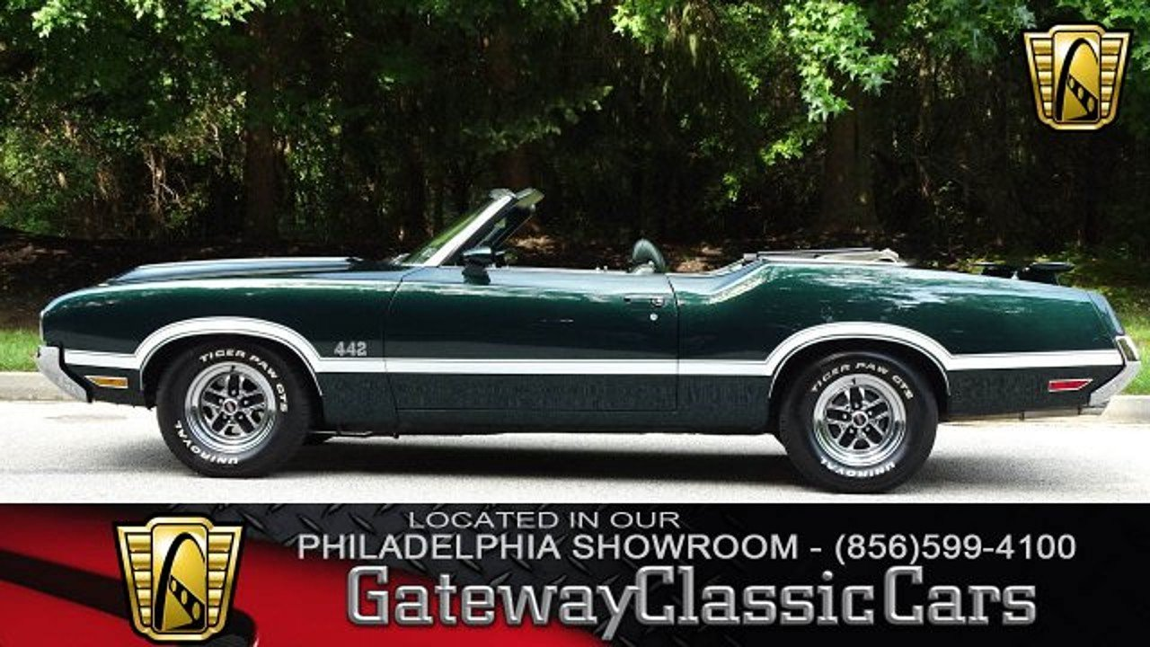 1970 Oldsmobile Cutlass for sale 100949278