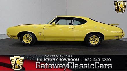 1970 Oldsmobile Cutlass for sale 100921989