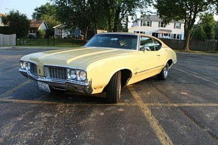 1970 Oldsmobile Cutlass for sale 100942091
