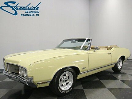 1970 Oldsmobile Cutlass for sale 100947748