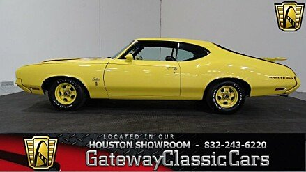 1970 Oldsmobile Cutlass for sale 100950047