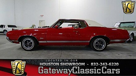 1970 Oldsmobile Cutlass for sale 100965273