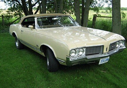 1970 Oldsmobile Cutlass for sale 100971519