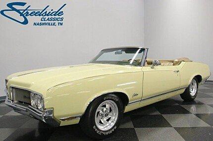 1970 Oldsmobile Cutlass for sale 100980960